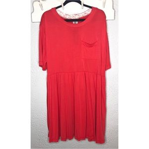 Agnes & Dora coral khahlo dress 3X